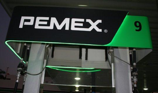Dispensario pemex nivel 2